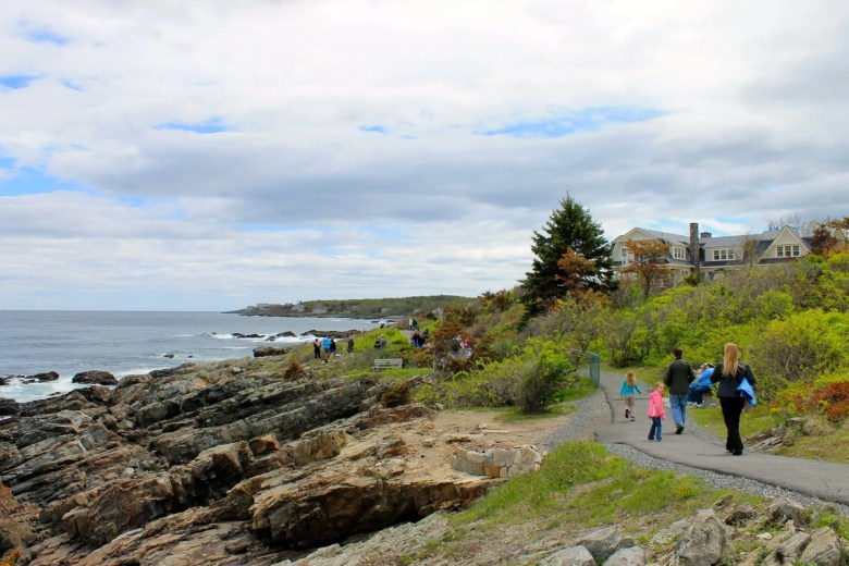 Ogunquit Maine Marginal Way