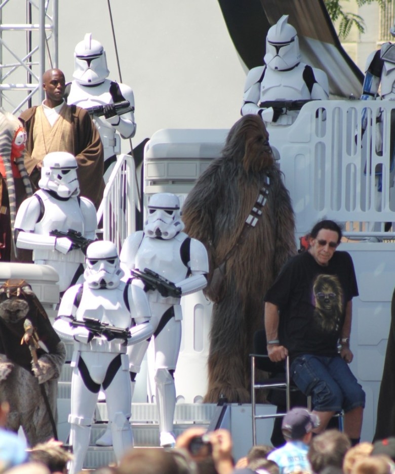 Star Wars Weekend Disney Hollywood Studios