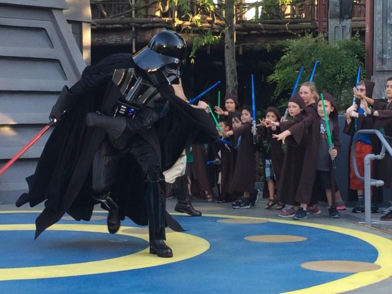 Start Wars Weekends Jedi Training Academy