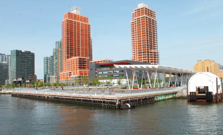 East River Ferry Terminal Brooklyn NY