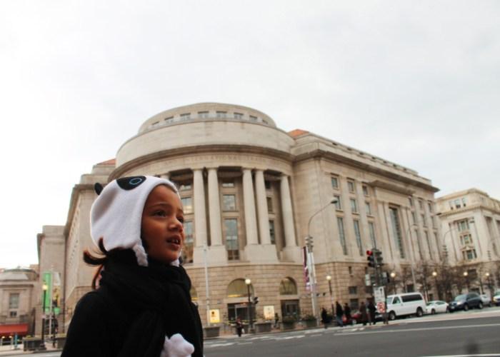 5 Actividades Educativas Para Niños en Washington D.C.