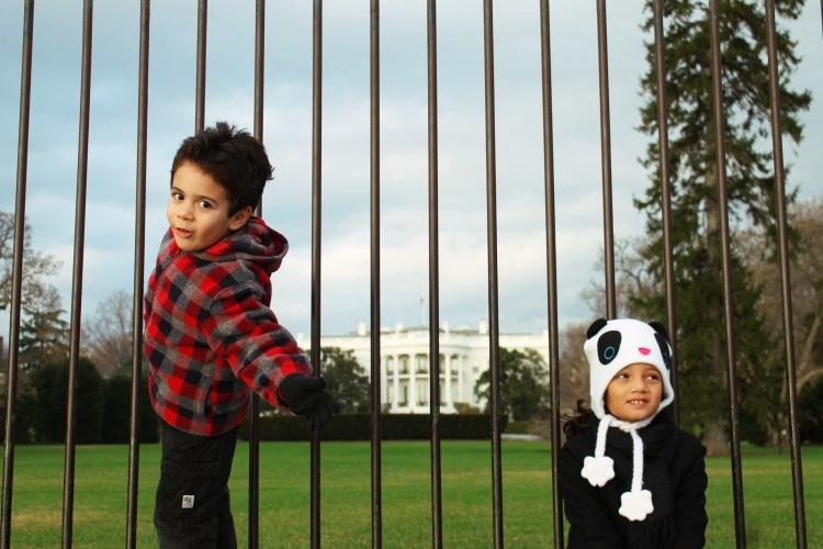 Things to do with kids in Washington D.C.