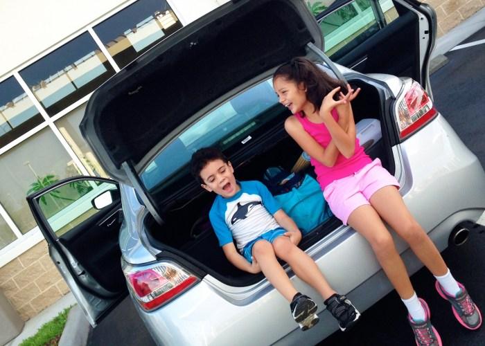 Viajar en Auto Con La Familia, Recuerdos de Nuestra Primera Aventura con Nissan Altima