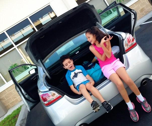 Nissan Altima family car