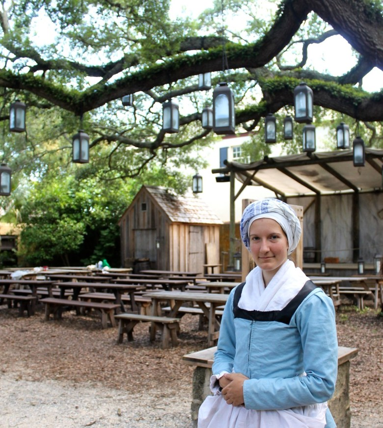 Colonial Quarter Living Museum at St Augustine