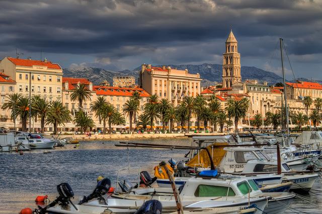 Split, Coratia. photo credit: To Uncertainty And Beyond via photopin cc