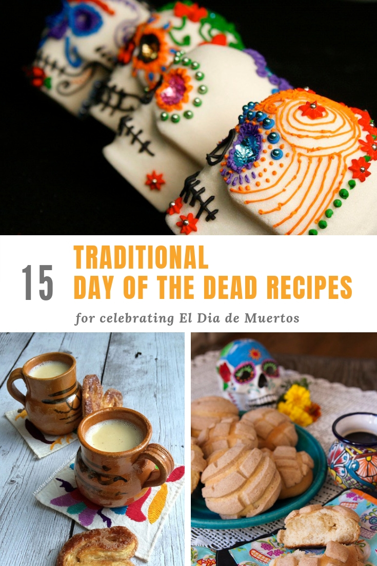 15 Traditional Dining Room Designs: 15 Traditional Day Of The Dead Recipes