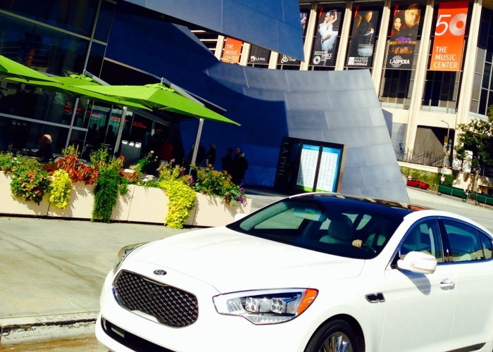The 2015 Kia K900: All I Want In A Luxury Sedan And More