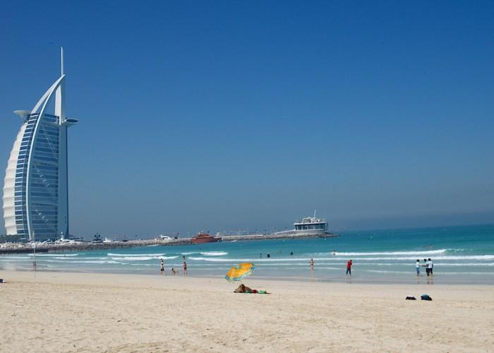Descubre las Mejores Playas en Dubai