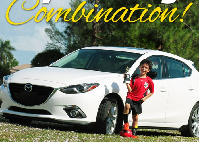 The New Mazda 3: A Winning & Powerful Combination