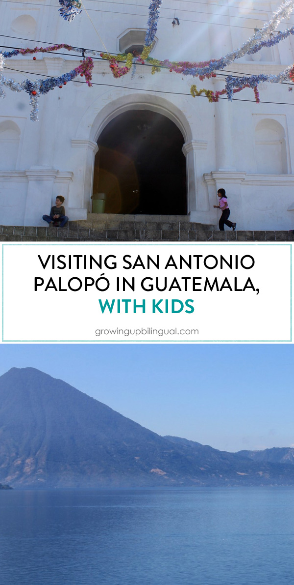 San Antonio Palopo Guatemala