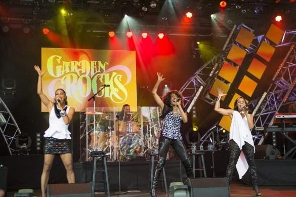 "En Vogue Performs at ""Garden Rocks"" Concert Series"
