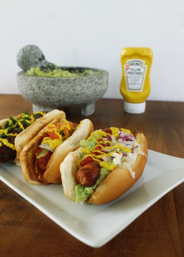 shucos Guatemalan hot dogs recipe