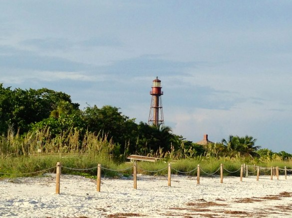 Lighthouse Beach Sanibel Island