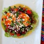Enchilada from Guatemala recipe