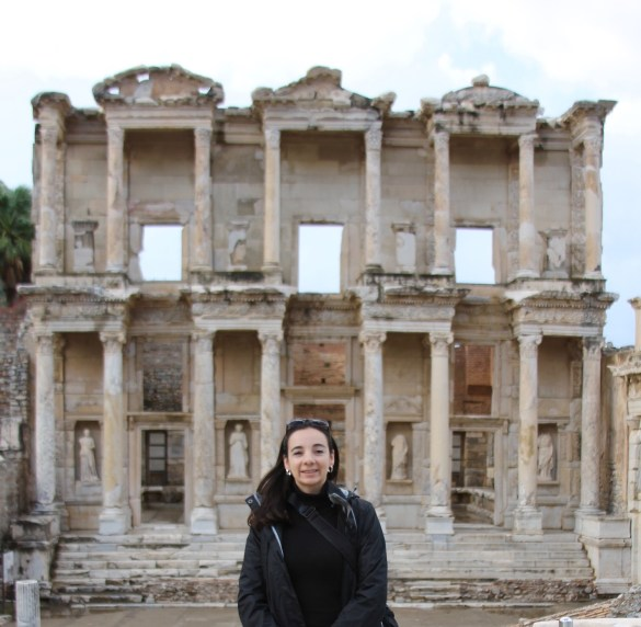 Epehsus Celsus Library