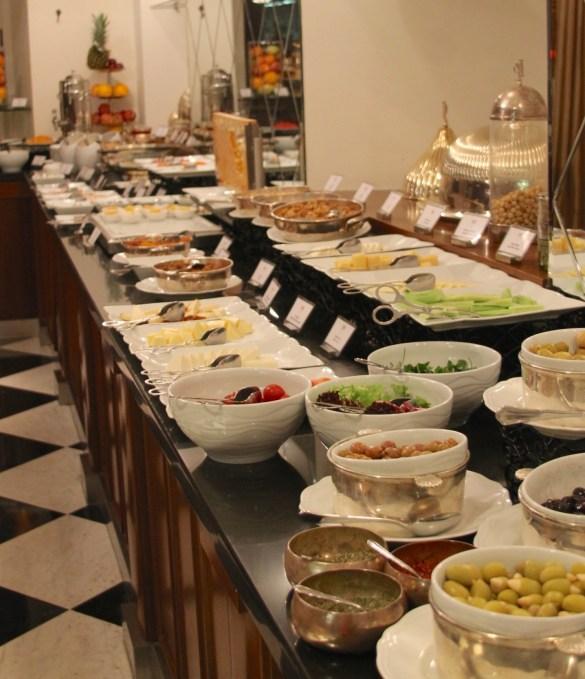Agatha restaurant at Pera Palace Jumeirah