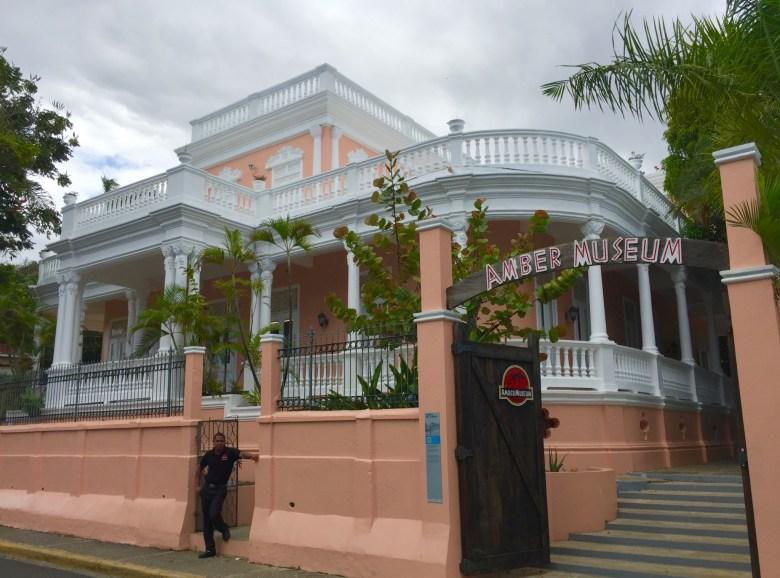 amber museum in Puerto Plata Dominican Republic