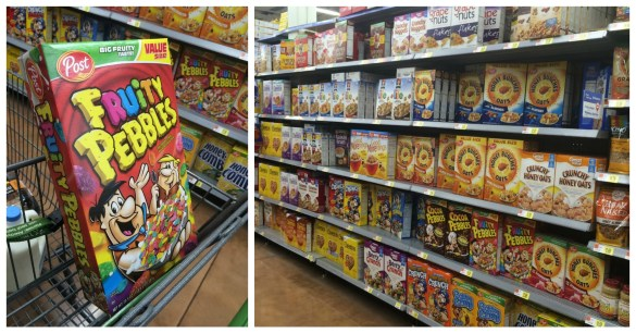 walmart post fruity pebbles