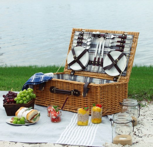 Latino inspired summer picnic