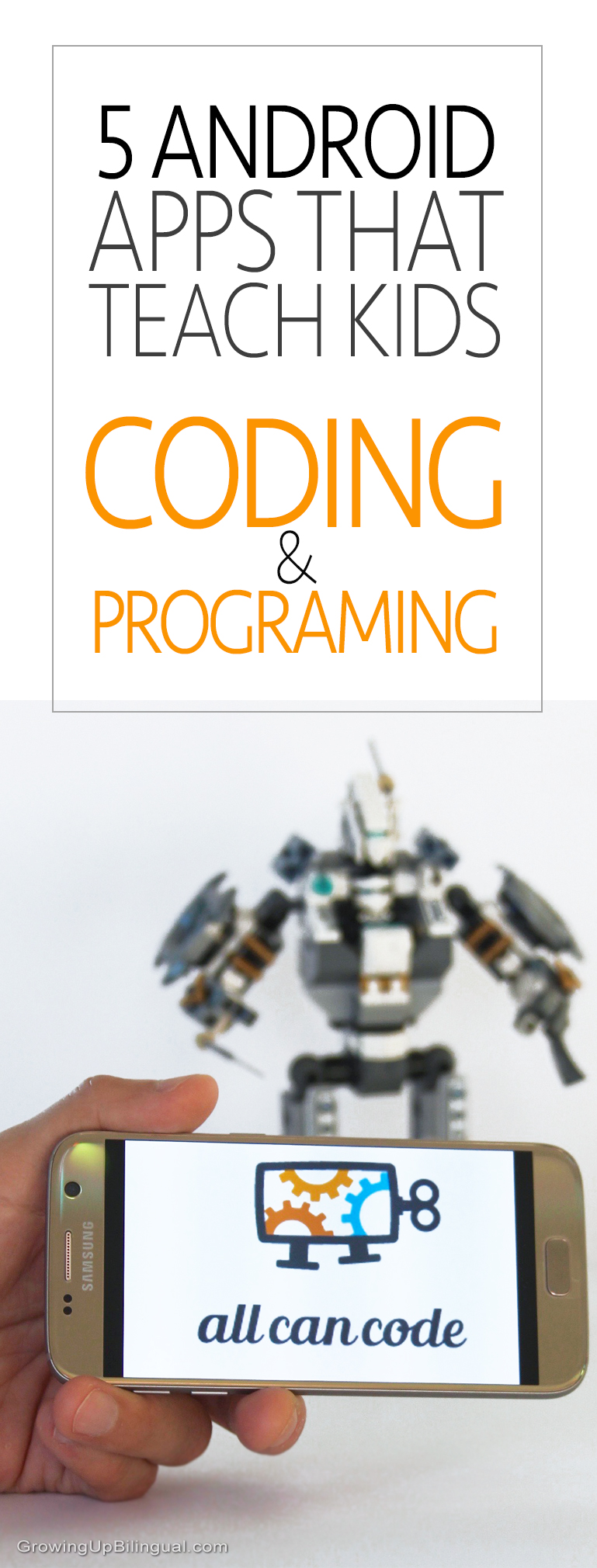 5 Android Apps That Teach Kids Coding and Programing
