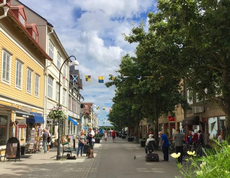 stores in Vaxholm