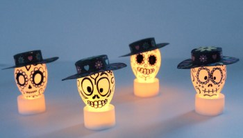 25 easy day of the dead diy projects