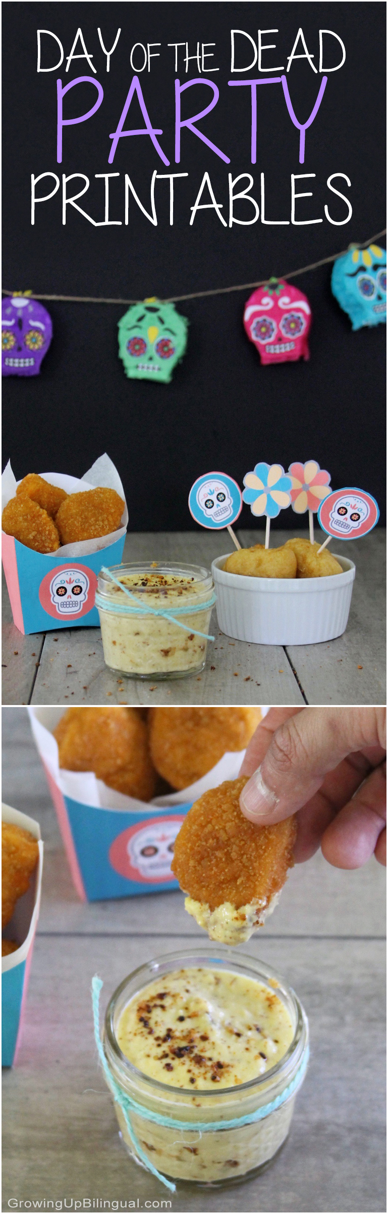 Party day of the dead pinterest
