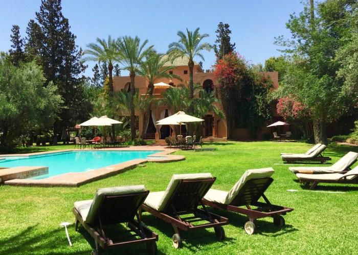 Dar Ayniwen: A Magical Oasis In Marrakech