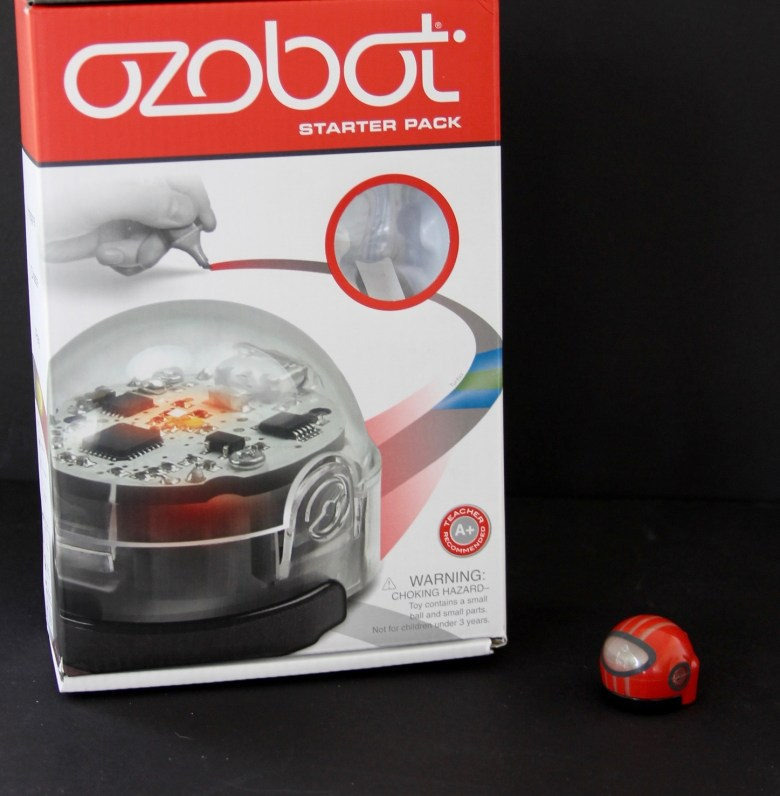 Ozobot robot