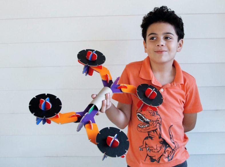 PBS KIDS Build It Kit by YOXO