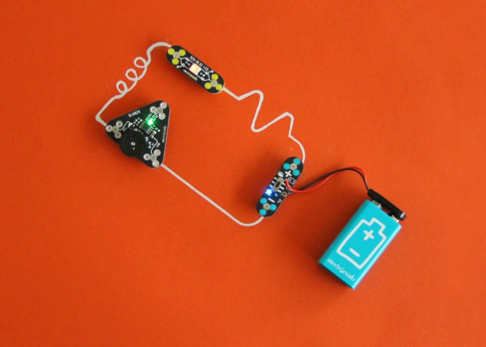 Circuit Scribe: A Creative STEM Toy