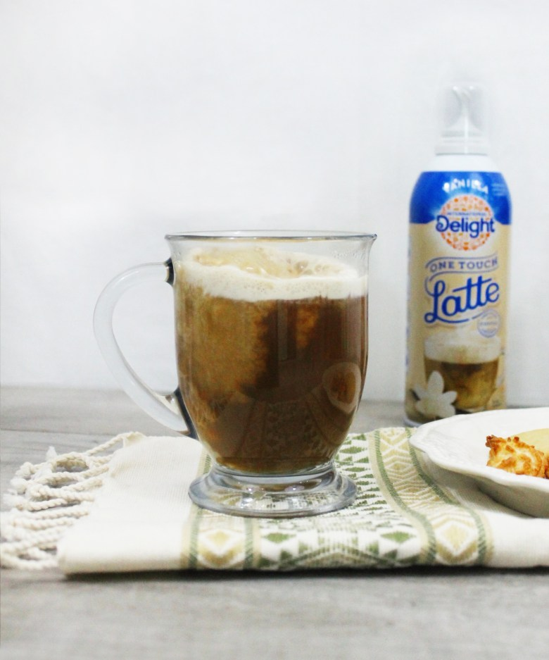 coffee with latte delight 2