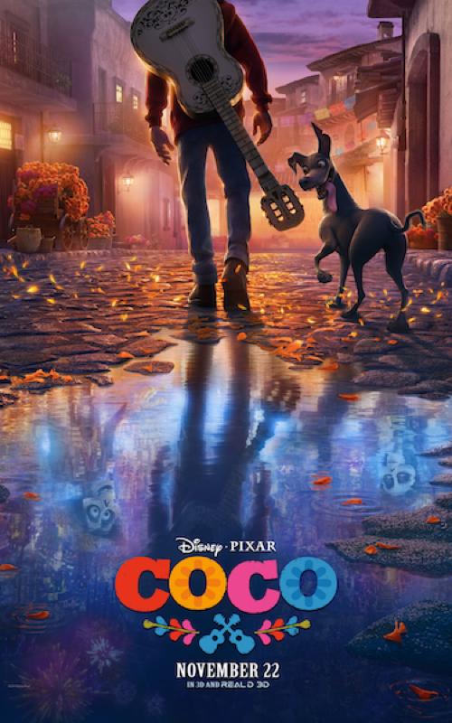 Disney Pixar poster