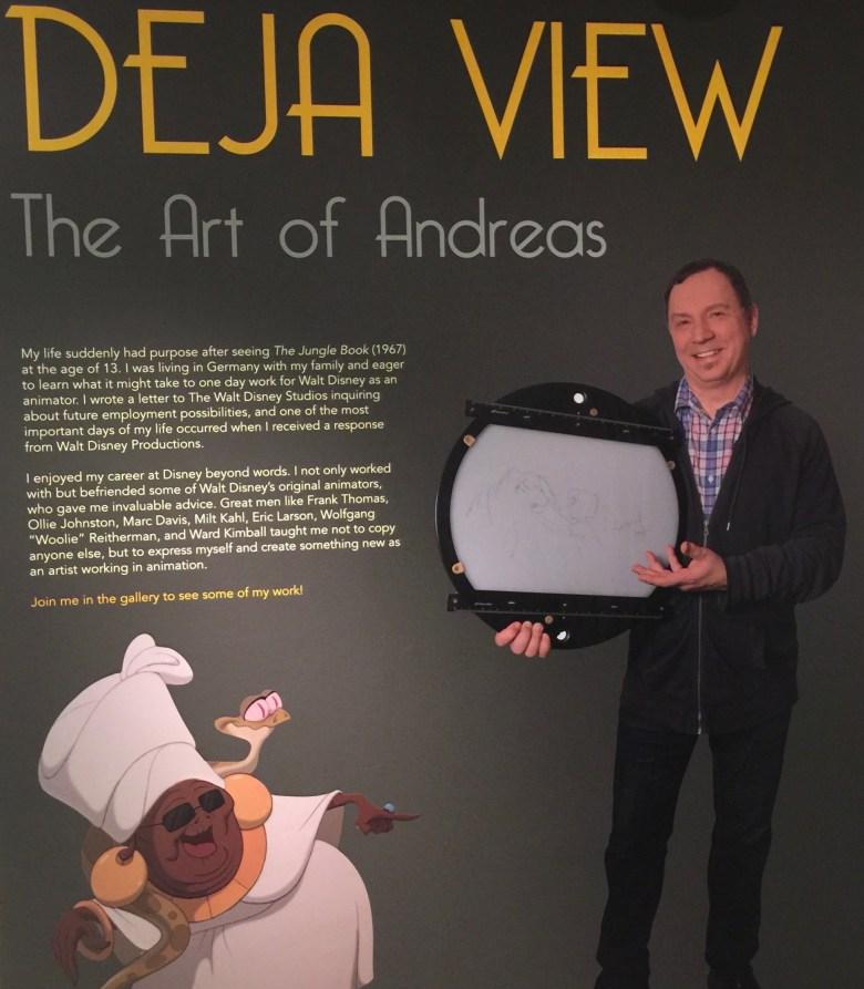Deja View Andreas Deja exhibit