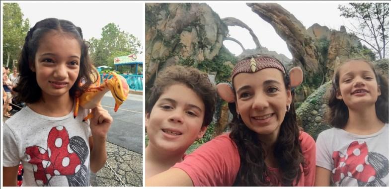Enjoying Pandora World of Avatar
