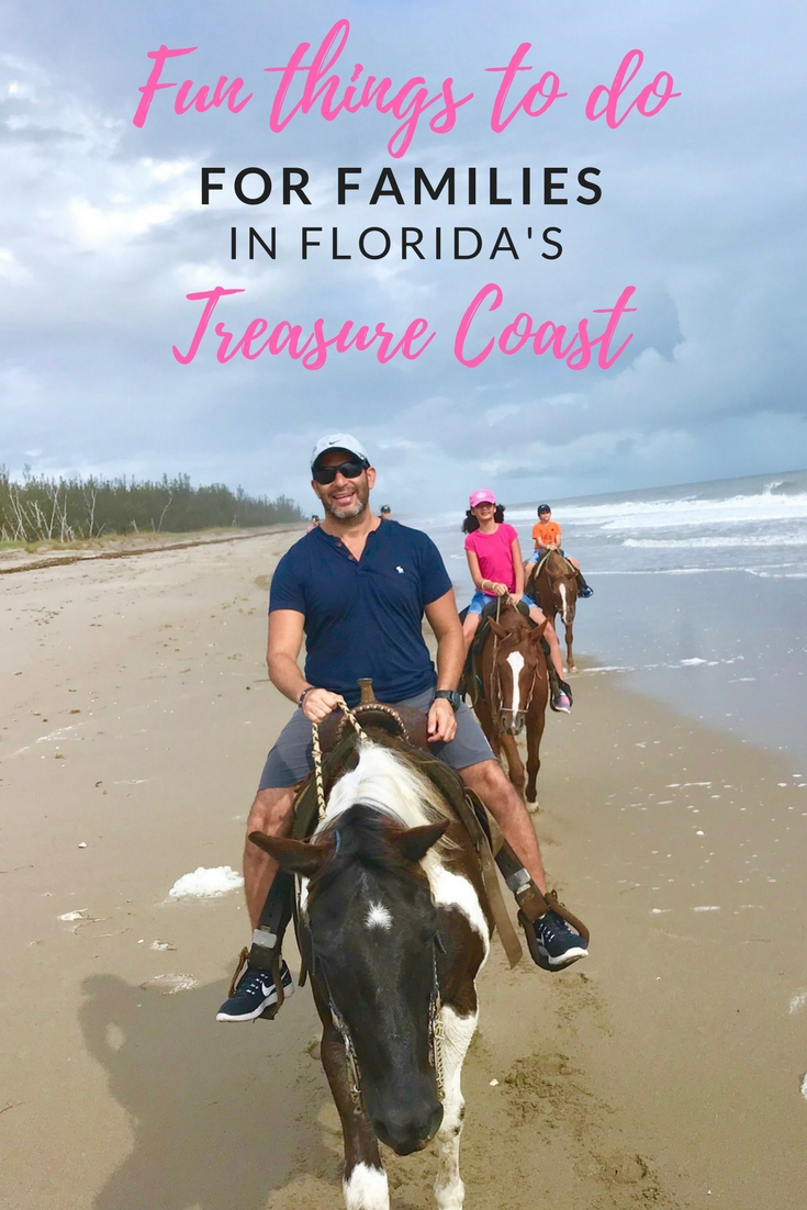 Fun things to do for families in Florida's Treasure Coast