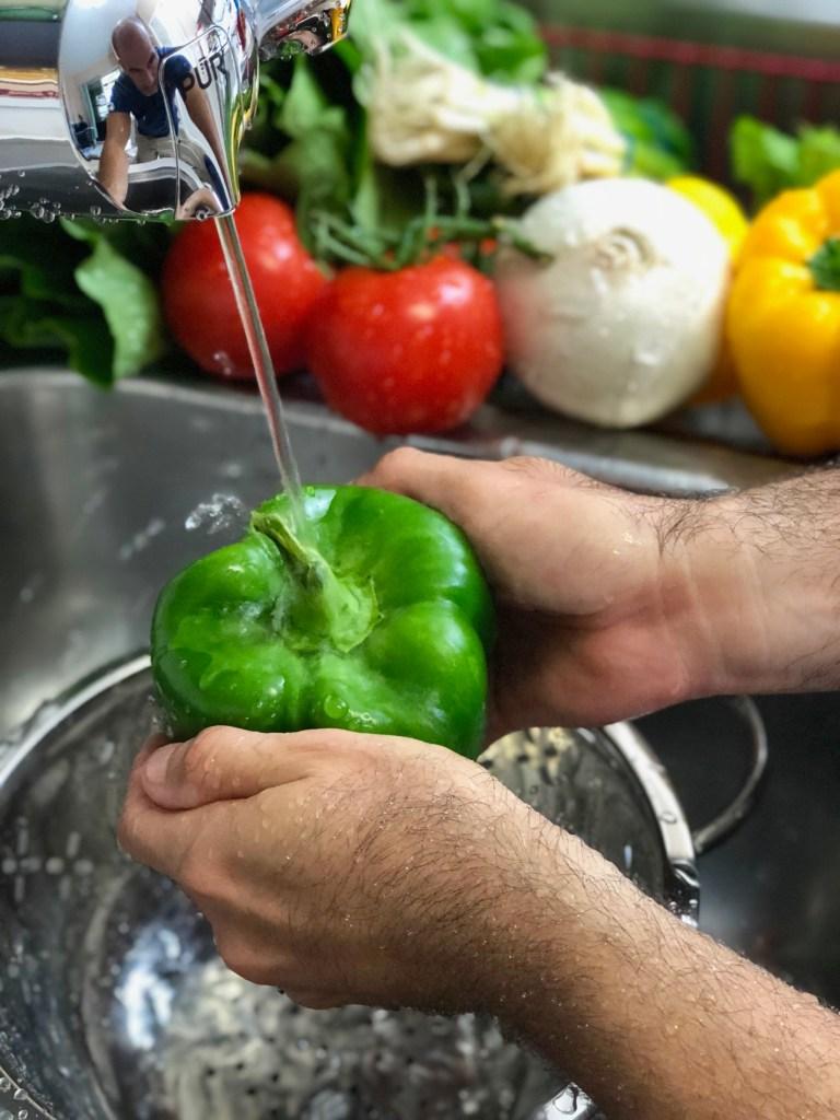 how to make cilantro sauce from pollo tropical