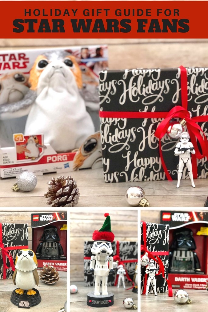 Gift Guide for Star Wars Fans