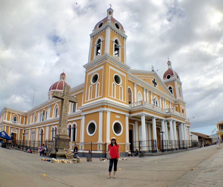 City of Granada during day tour to Nicaragua from Dreams Las Mareas Costa Rica
