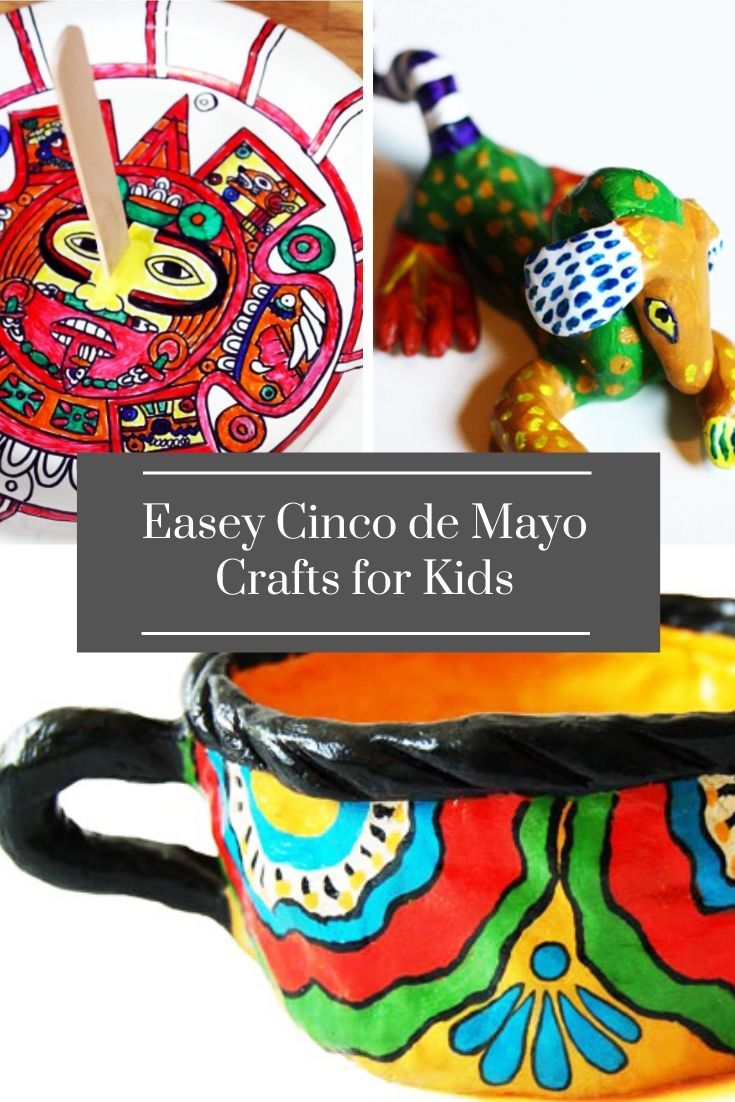 Easey Cinco de Mayo Crafts for Kids