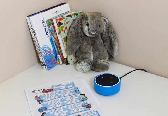 Ways Amazon's Echo Kids Edition Is a Great Tool For Parents Of Kids With Disabilities