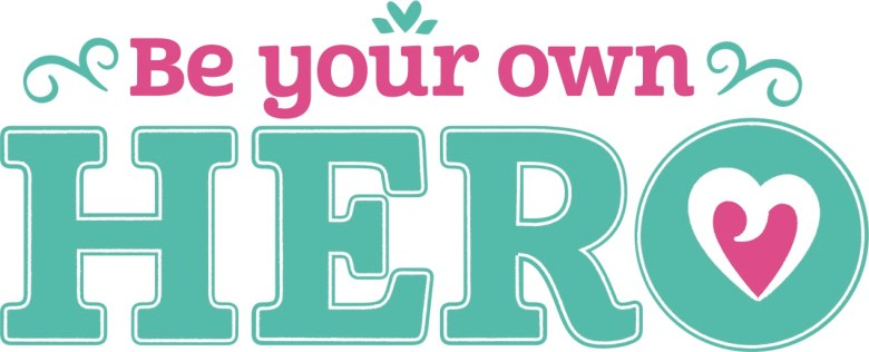 Nella Be Your OWn Hero Badge