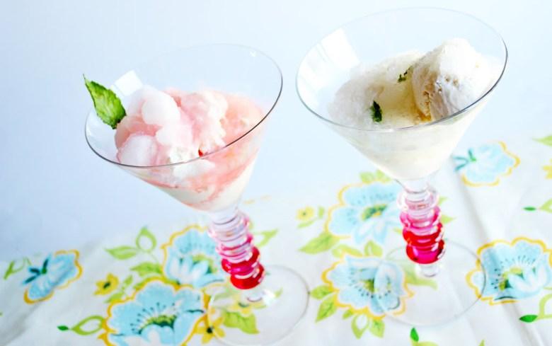 Margarita Ice Cream: Frozen cocktail dessert recipes