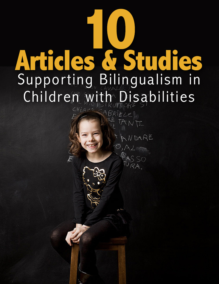 Supporting Bilingualism in Children with Disabilities