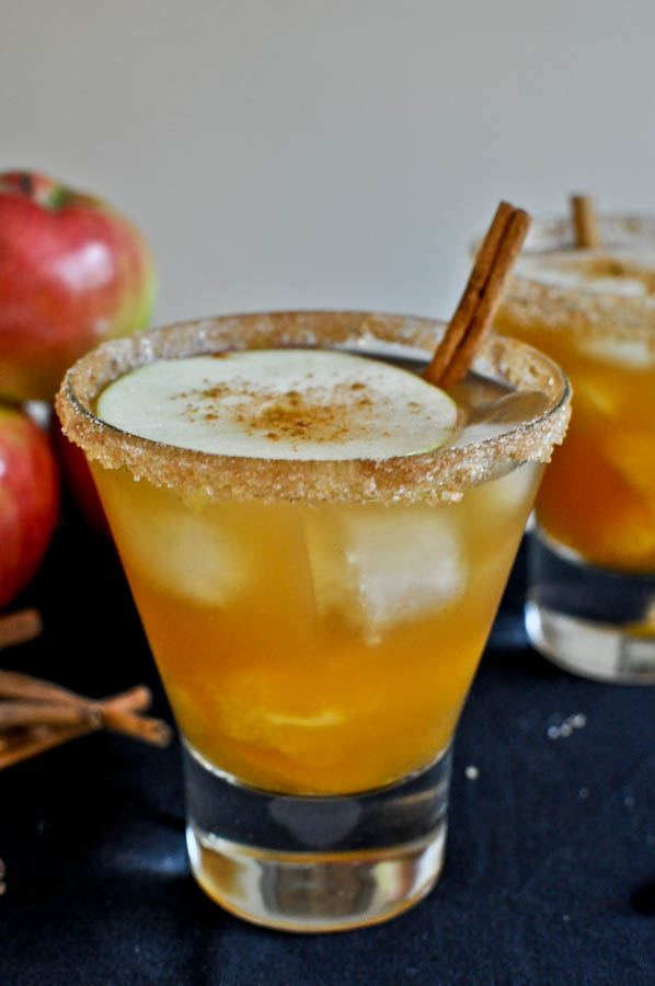 Apple Cider Margarita plus 10 Fantastic Cocktails for Your Day of the Dead Celebration