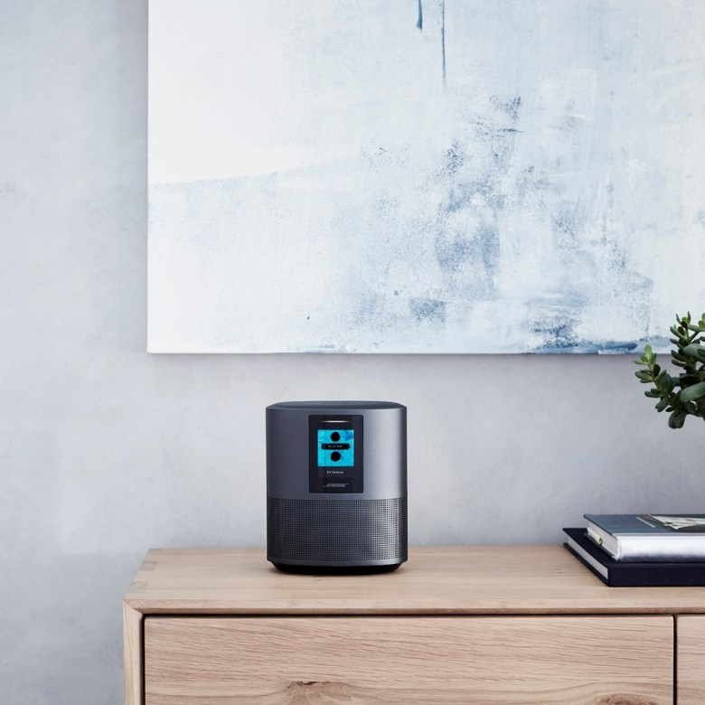 Bose family of smart speakers
