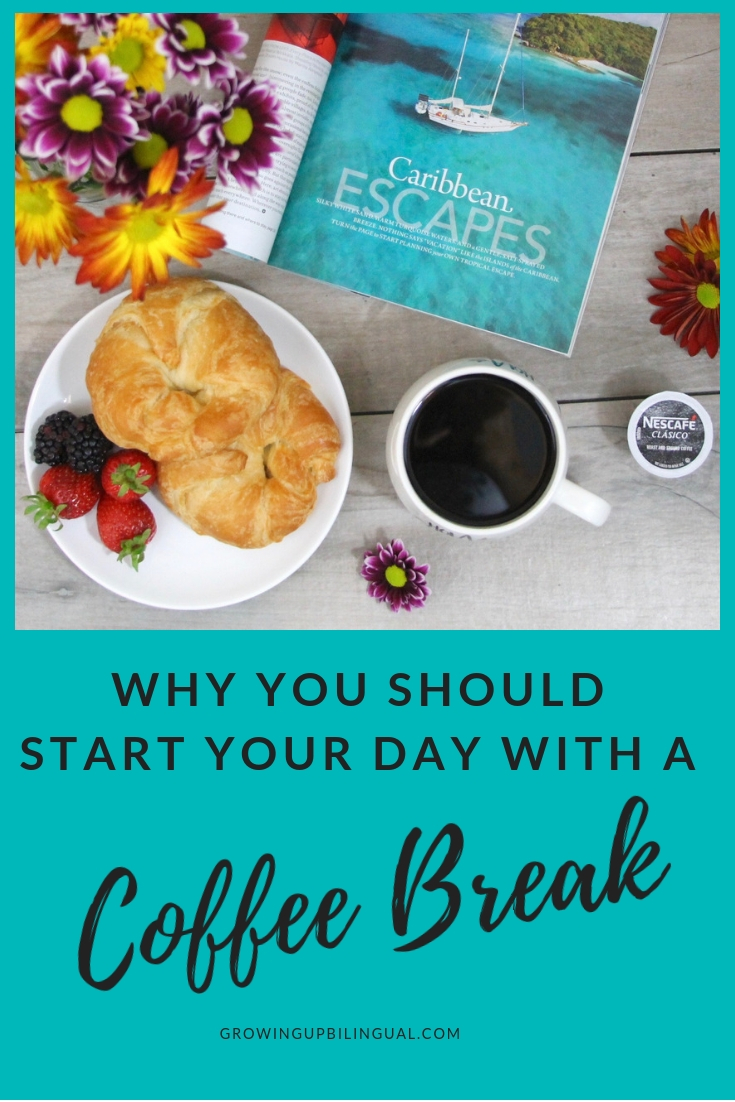 Why It's Important To Start Your Day With A Coffee Break
