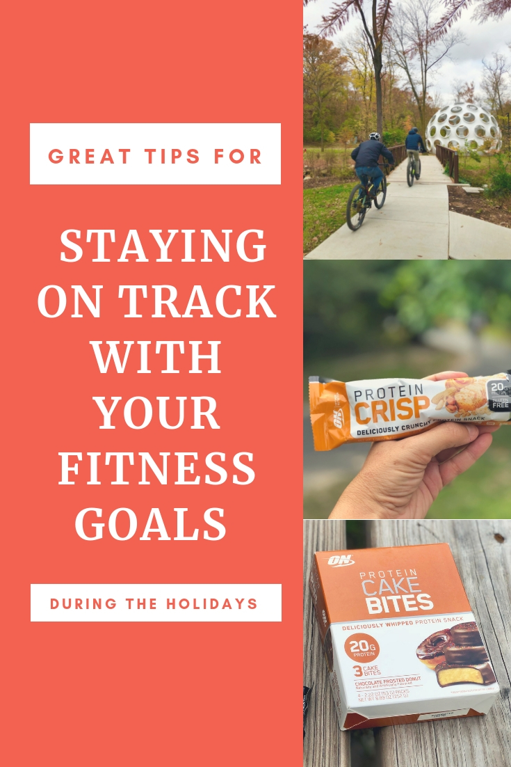 Tips for staying on track with your fitness goals