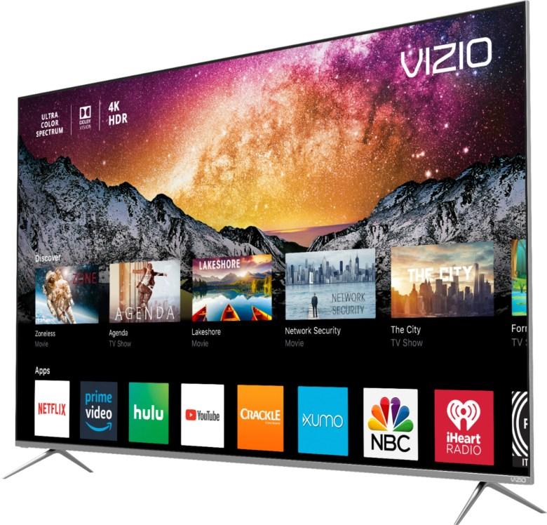 "VIZIO P-Series 55"" Class 4K HDR Smart TV"